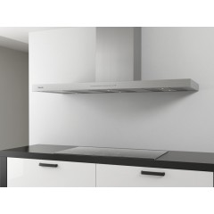 9332 / 8735 P861-Stainless Steel Wall Hood