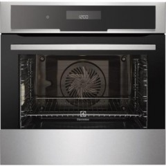 EOC5851AAX - Electrolux Eclipse Design Pyrolytic Oven