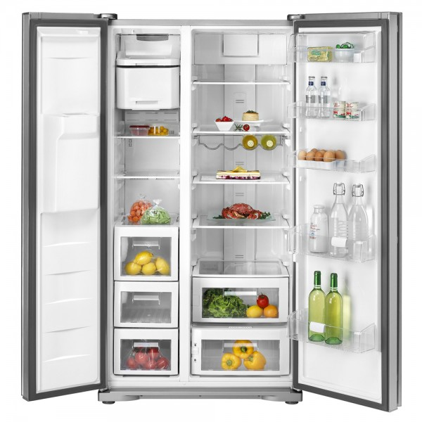 Teka 2 Door Side By Side Refrigerator